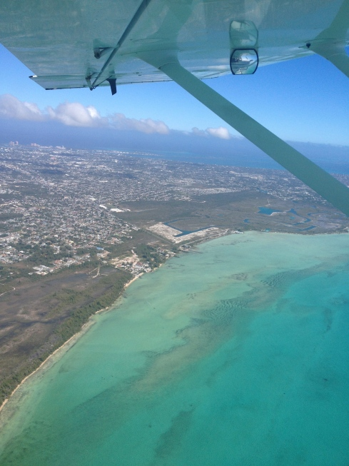 Bye Nassau, see you later!